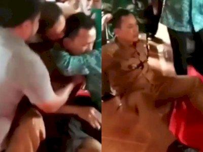 Ngeri Kepala Desa Kerasukan saat Nonton Jaipong 'Wangsit Siliwangi', Rebut Keris Si Penari