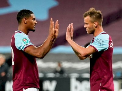 FOTO:  Carabao Cup: West Ham United 5-1 Hull City