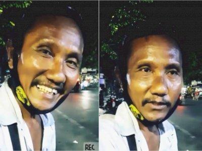 Sugoi! Penjual Bubur di Surabaya Ini Fasih Berbahasa Jepang