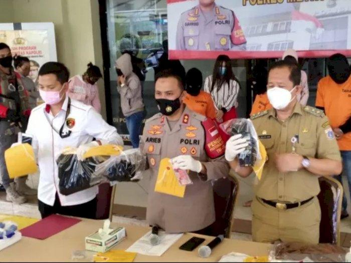 Waduh! Biaya Pijat Prostitusi di Jakarta Utara Biasa Dibandrol Rp300 Ribu