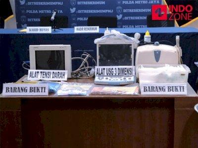 Gugurkan 32 Ribu Janin, Klinik Aborsi di Jalan Percetakan Negara Raup Untung Rp10 M