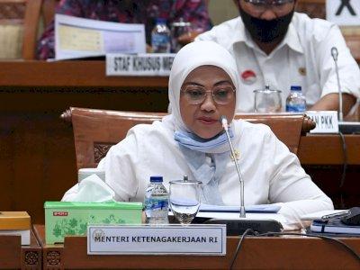 Soal Penyaluran Subsidi Gaji Tahap IV, Ida: Alhamdulillah, Proses Cek Data Sudah Selesai