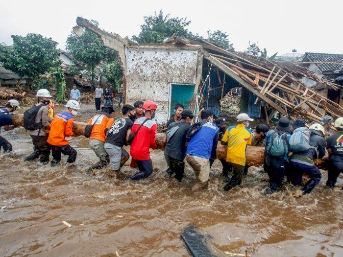 Terungkap, Ini Penyebab Banjir Bandang Sukabumi yang Hanyutkan 3 Orang