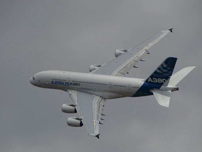 Airbus Berencana Luncurkan Pesawat Nol Emisi Bertenaga Hidrogen