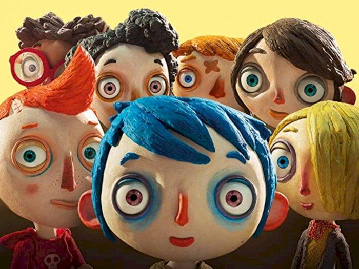 "Sinopsis ""My Life as a Zucchini (2016)"" - Salah Satu Film Animasi Stop Motion Terbaik"