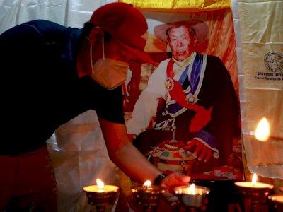 FOTO: Prosesi pemakaman Ang Rita Sherpa, Pendaki Gunung Everest 10 Kali Pertama
