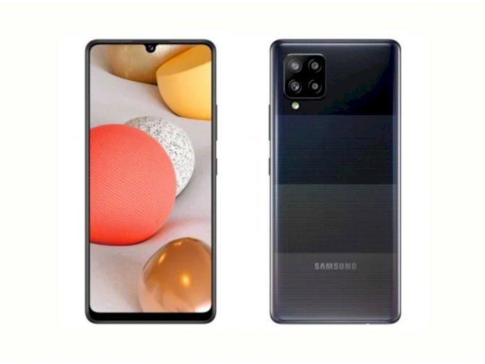Samsung Galaxy A42 5G Disebut Jadi Smartphone Pertama dengan SD 750G