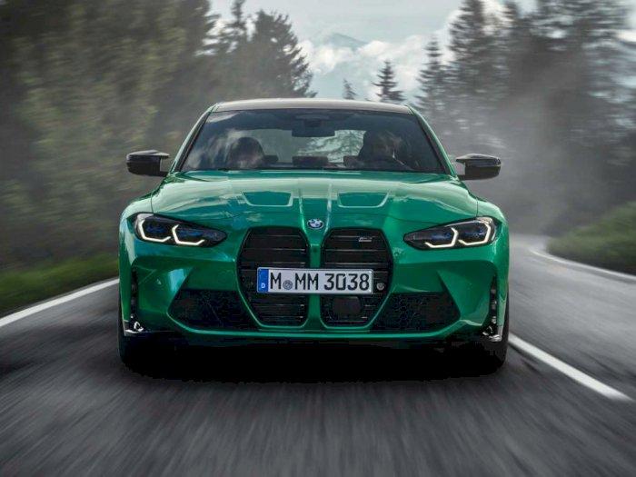 BMW M3 dan M4 2021 Resmi Diumumkan, Hadirkan Tampilan yang Agresif!