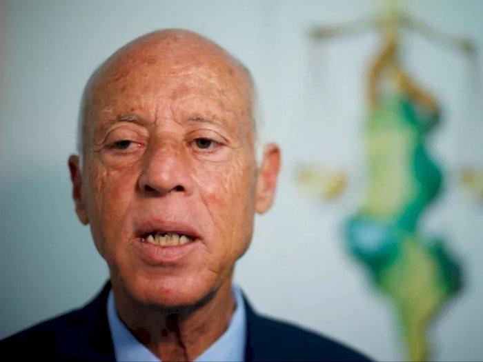 Presiden Tunisia Kritik PBB yang Gagal Menjamin Hak Rakyat Palestina