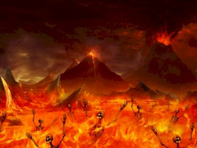 Neraka Tartarus, Jurang Penyiksaan Orang-orang Jahat dalam Mitologi Yunani
