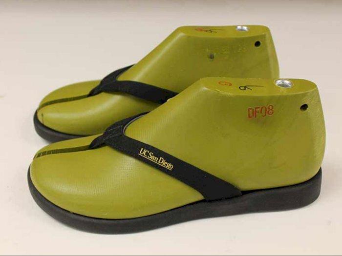 Peneliti Gunakan Alga untuk Membuat Sandal Jepit Ramah Lingkungan