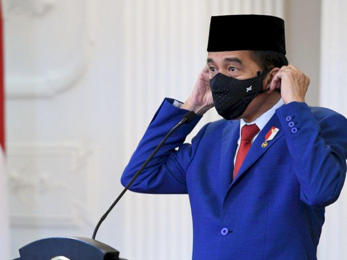 FOTO: Presiden Jokowi Berpidato dalam Sidang Umum PBB