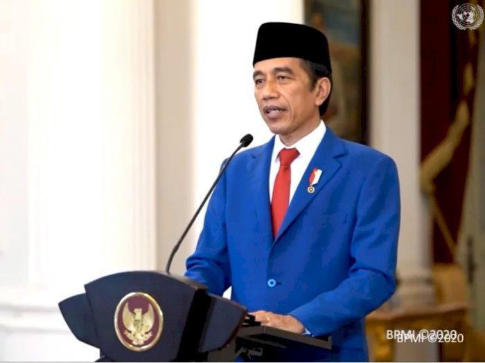 Presiden Jokowi Sebut Kesejahteraan yang Diimpikan Dunia Belum Tercapai