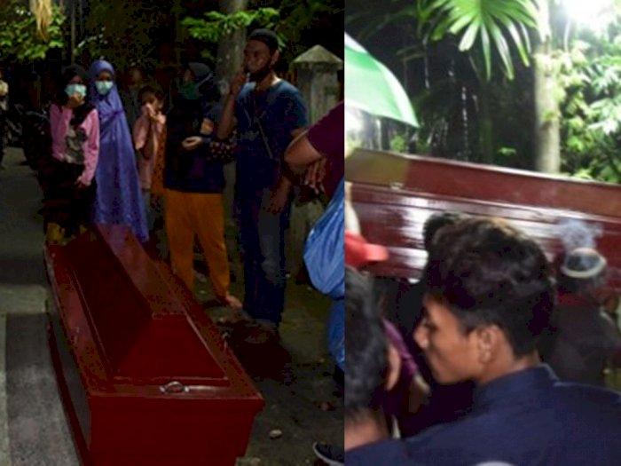 Kronologis Peti Mati Jenazah Terduga COVID-19 Telantar di Jalan, Petugas Saling Bantah