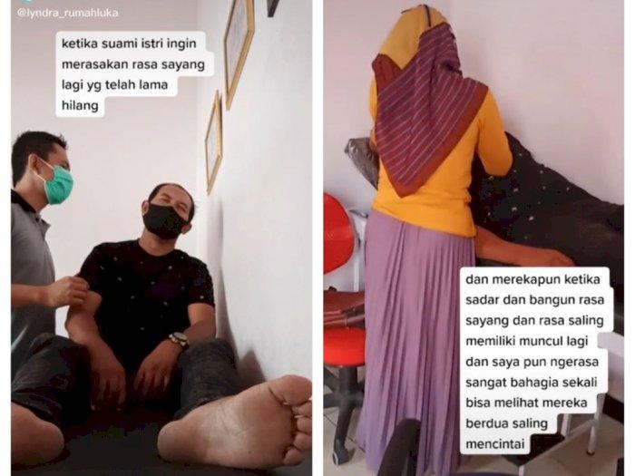 Suami-Istri Jalani Hypnoterapi, Munculkan Kembali Rasa Sayang yang Sempat Hilang