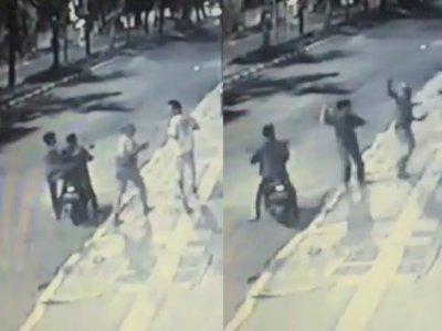 Viral Begal Hp di Jakarta Pusat, Polisi Turun Tangan