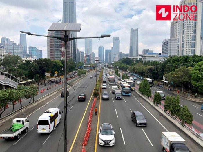 Polisi Sebut Setiap Hari E-TLE Tindak 1.000 Pelanggar Lalu Lintas di Jakarta