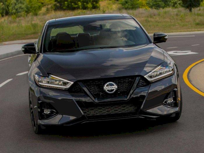 Nissan Maxima 2021 Rayakan Ulang Tahun ke-40 dengan Rilis Model Terbatas