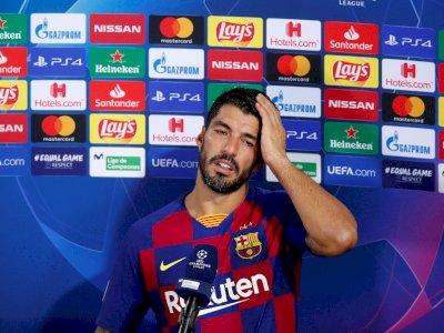 Luis Suarez Semakin Dekat Dengan Atletico Madrid