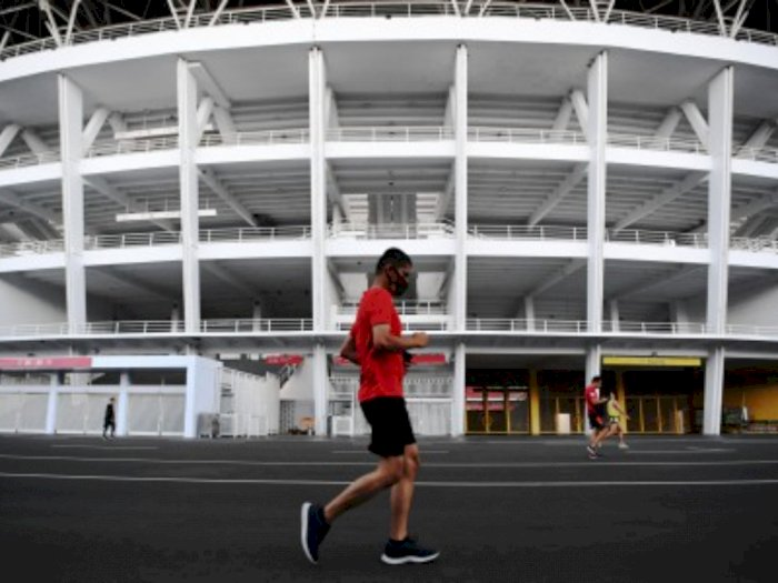 Kawasan GBK Diklaim Sudah Siap untuk Gelaran Piala Dunia U-20
