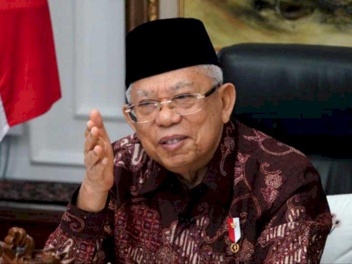 Ma'ruf Amin: Keselamatan Masyarakat Harus Didahulukan