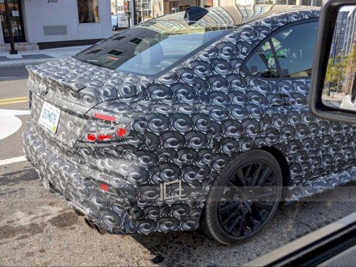 Mobil Subaru WRX 2022 Terlihat Berada di Jalanan Jelang Produksi!