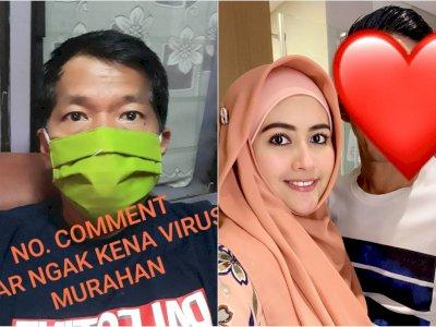 Meggy Wulandari Menikah Lagi, Kiwil: No Comment, Biar Nggak Kena Virus Murahan