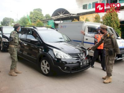 Pemobil Tabrak Satpol PP di Jaktim, Polisi: Dia Gangguan Jiwa, Ada Luka dan Sundutan Rokok