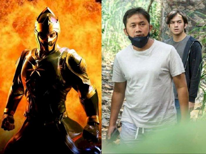 Syuting 'Gatotkaca' Rampung di Tengah Pandemi, Hanung Bramantyo: Ini Kompromi Terberat