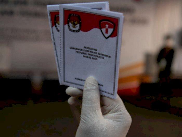Survei: 44 Daerah Penyelenggara Pilkada Berada di Zona Merah Covid-19