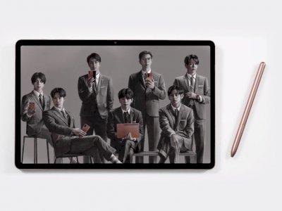 Seniman Ini Lukis Grup K-Pop BTS dengan Samsung Galaxy Tab S7+ & S Pen