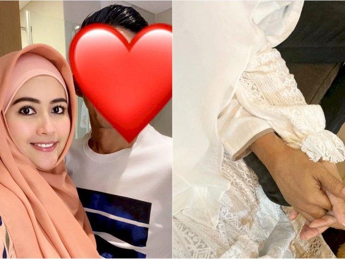 Resmi Menikah Lagi, Meggy Wulandari Bikin Netizen Kepo Lihat Wajah Suami Barunya