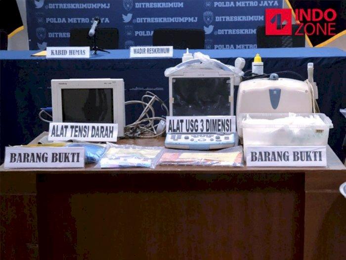 Klinik Aborsi Tawarkan Jasa Lewat Internet, Polda Metro Koordinasi dengan Kominfo