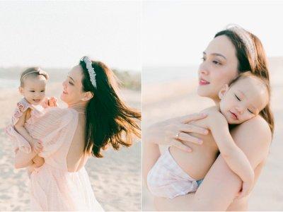 Unggah Foto Pakai Bikini, Shandy Aulia Panen Kritikan, Netizen Ingatkan Soal Aurat