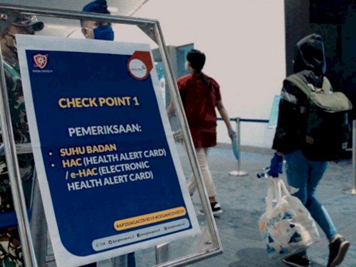 Tersangka Pelecehan saat Rapid di Bandara Soetta Sudah Hilang Sejak Kasus Mencuat