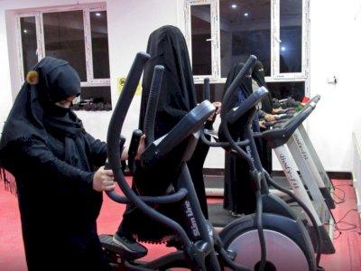 Dituduh Langgar Syariah, Fitness Center Khusus Wanita di Afghanistan Tetap Ramai