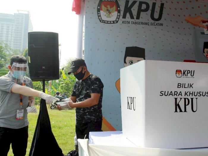 KPU Larang Kampanye Konvensional pada Pilkada 2020