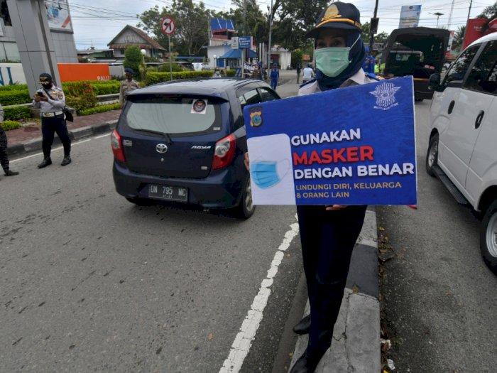 10 Hari Operasi Yustisi di Indonesia, Denda Pelanggar Capai Rp1 Miliar