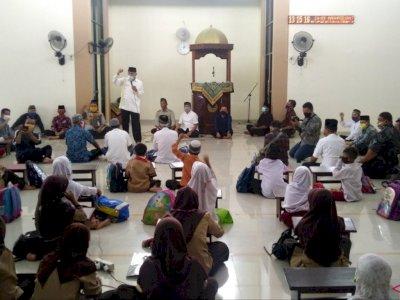Antisipasi Proses Belajar Agar Tak Berhenti, Padang Sediakan Internet Gratis di Masjid