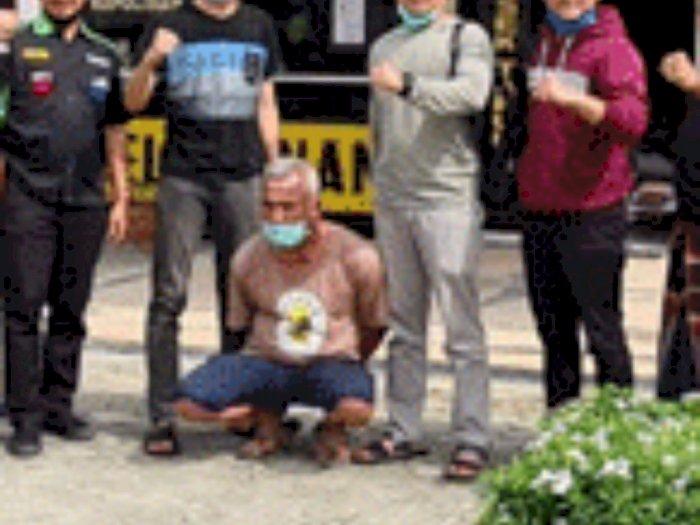Pembunuh Pengendara Ojol  di Medan Ditangkap, Keluarga Minta Pelaku Dihukum Seberatnya