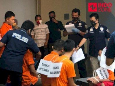 Perkembangan Kasus Pesta Gay Jaksel, Polisi Masih Rampungkan Berkas Perkara