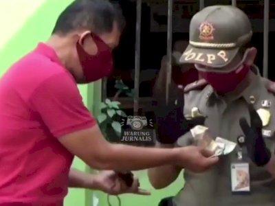 Terjaring Operasi Yustisi, Pria Ini Mencoba Sogok Petugas agar Dibebaskan