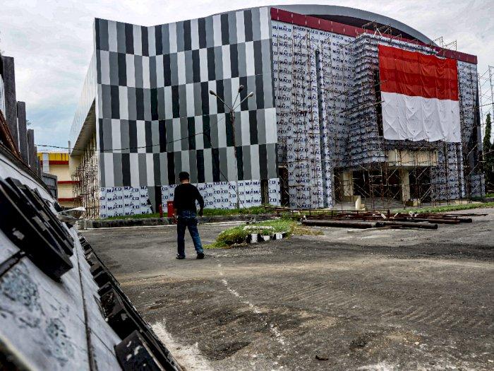 KONI Papua Tegaskan Tak Ada Tuan Rumah Pendamping PON 2021