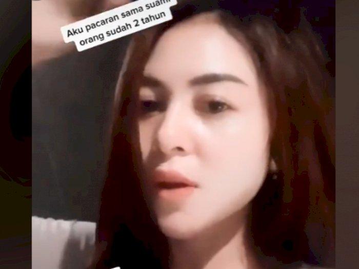 Cewek Cantik Jadi Pelakor 2 Tahun, Ketauan Istri Sah Tidak Kapok: Bodo Amat!