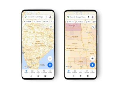 Google Maps Kini Bisa Tampilkan Status COVID-19 di Wilayah Kamu!