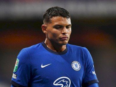 Debut Thiago Silva di Chelsea Dipuji Pelatih
