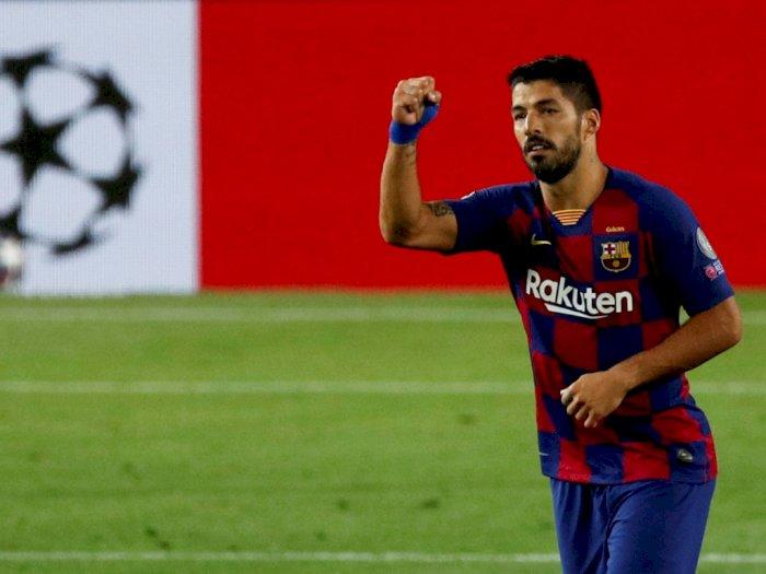 Luis Suarez Bergabung Dengan Atletico Madrid Dengan Nilai Transfer Murah