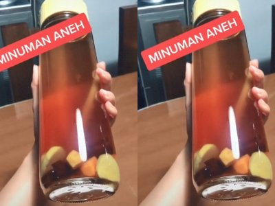 Minuman Viral yang Katanya Bisa Bikin Hamil, Benar Enggak ya?