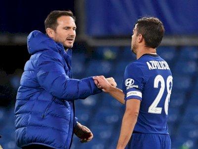 FOTO: Carabao Cup: Chelsea Pesta Gol 6-0 Melawan Barnsley