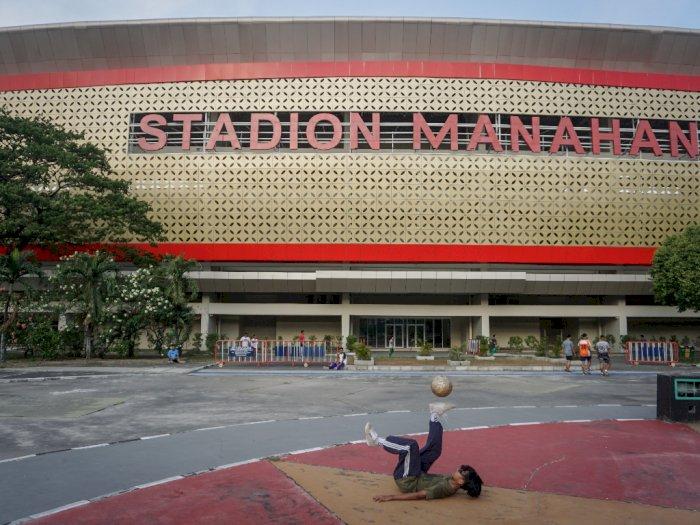 Persiapan untuk Piala Dunia U-20, Kawasan Stadion Manahan Mulai Ditata